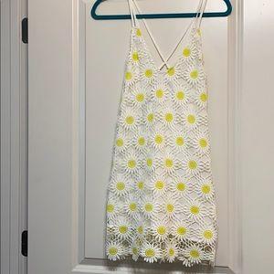 Tobi Crochet Daisy Dress